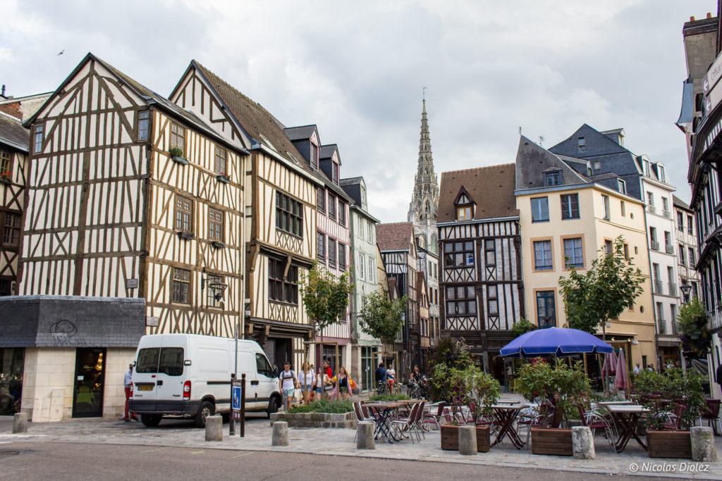 place Rouen