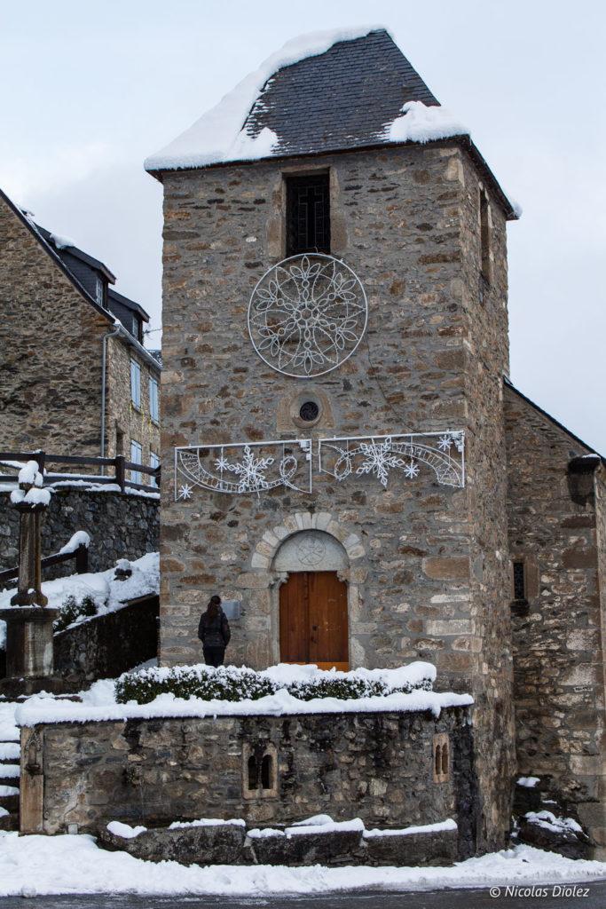 église Saint-Lary Pyrénées