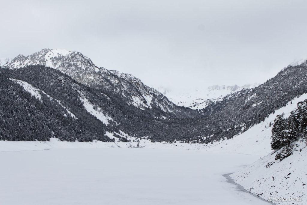 Lac de l'Oule Saint-Lary Pyrénées