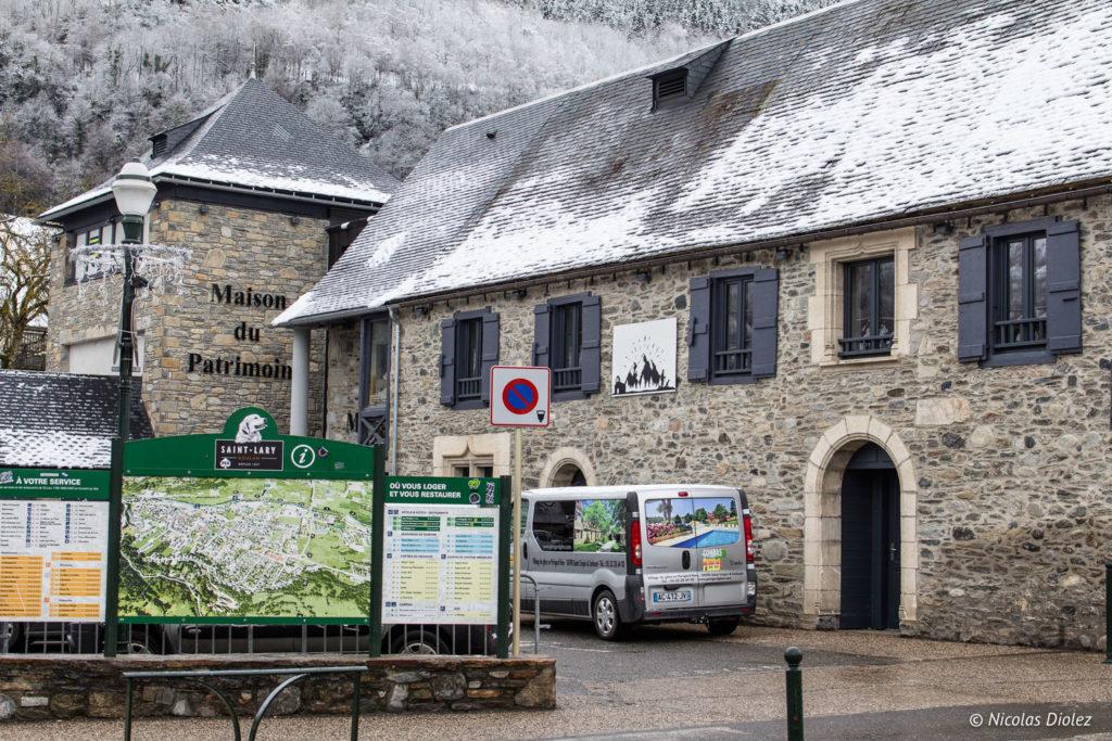Maison du patrimoine Saint-Lary Pyrénées