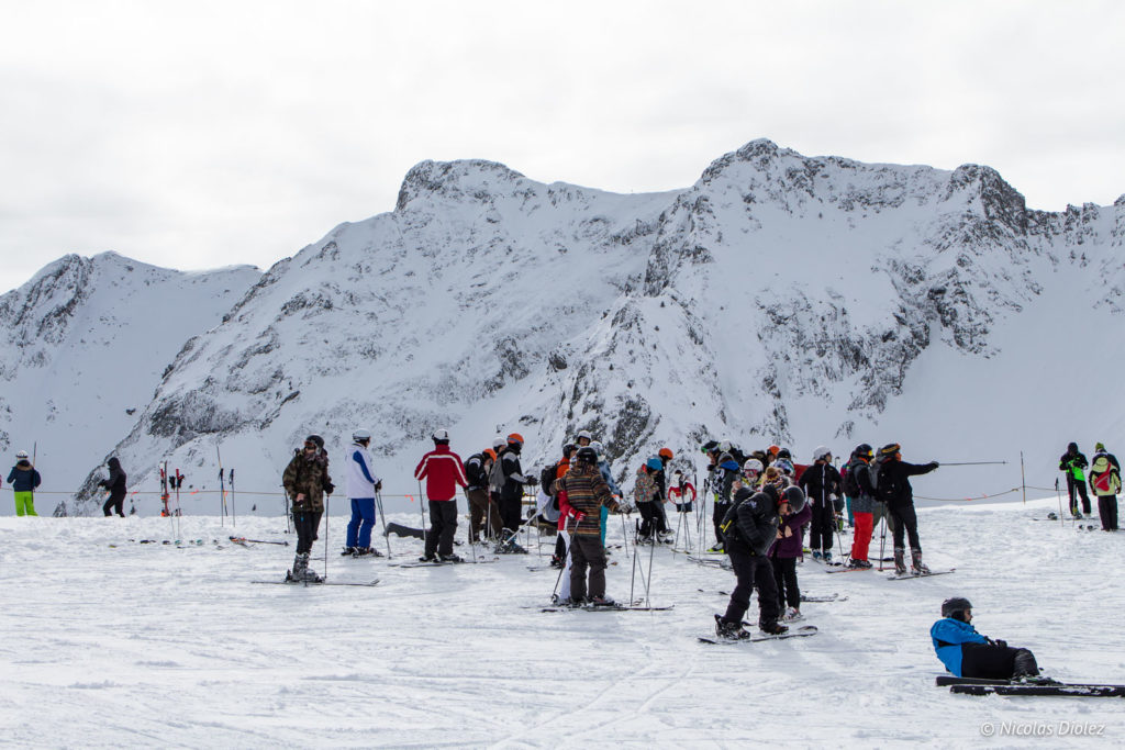 ski Saint-Lary Pyrénées