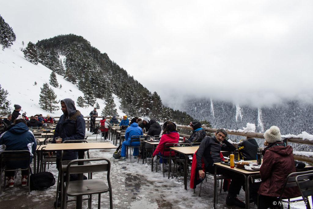 Refuge de l'Oule Saint-Lary Pyrénées