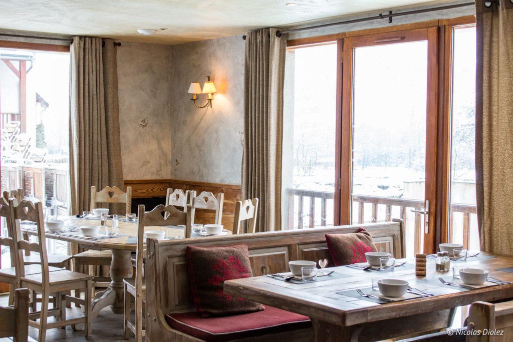 restaurant l'Authentique Saint-Lary Pyrénées