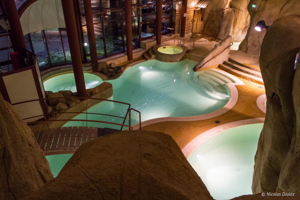 piscine Espace Sensoria Rio Saint-Lary Pyrénées