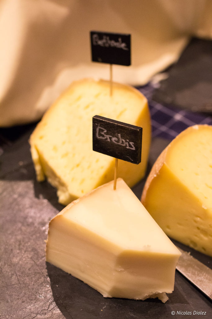 fromages restaurant Hôtel Mercure Saint-Lary Pyrénées