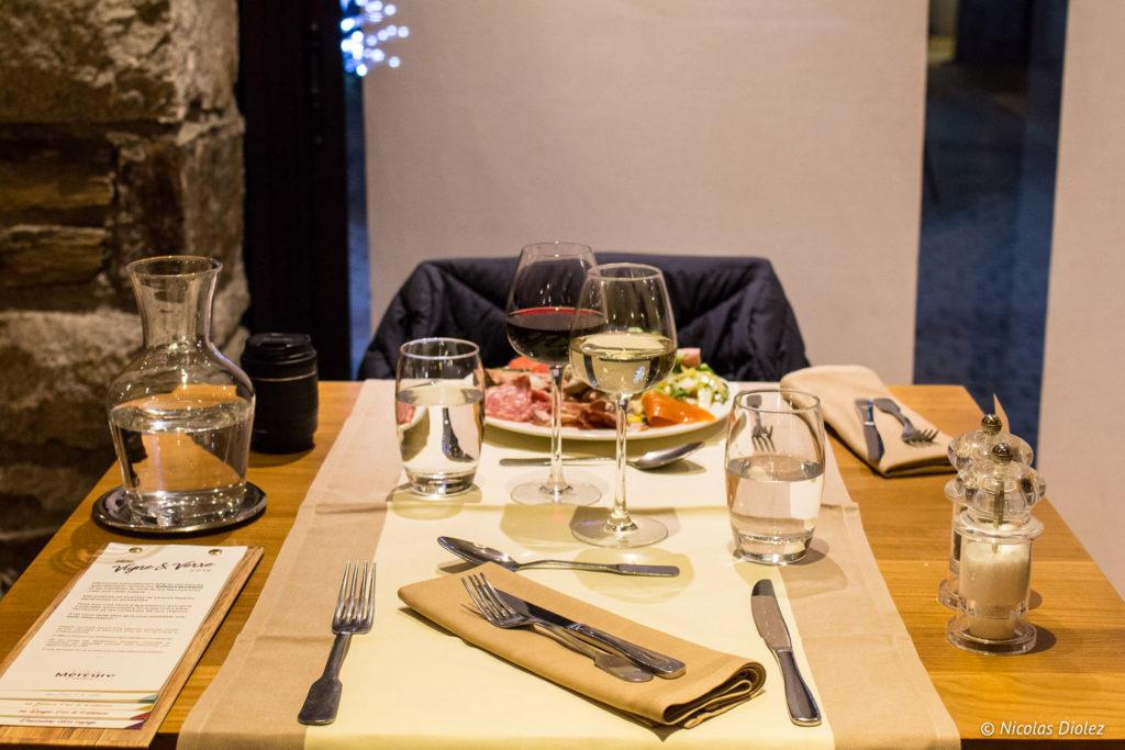restaurant Hôtel Mercure Saint-Lary Pyrénées