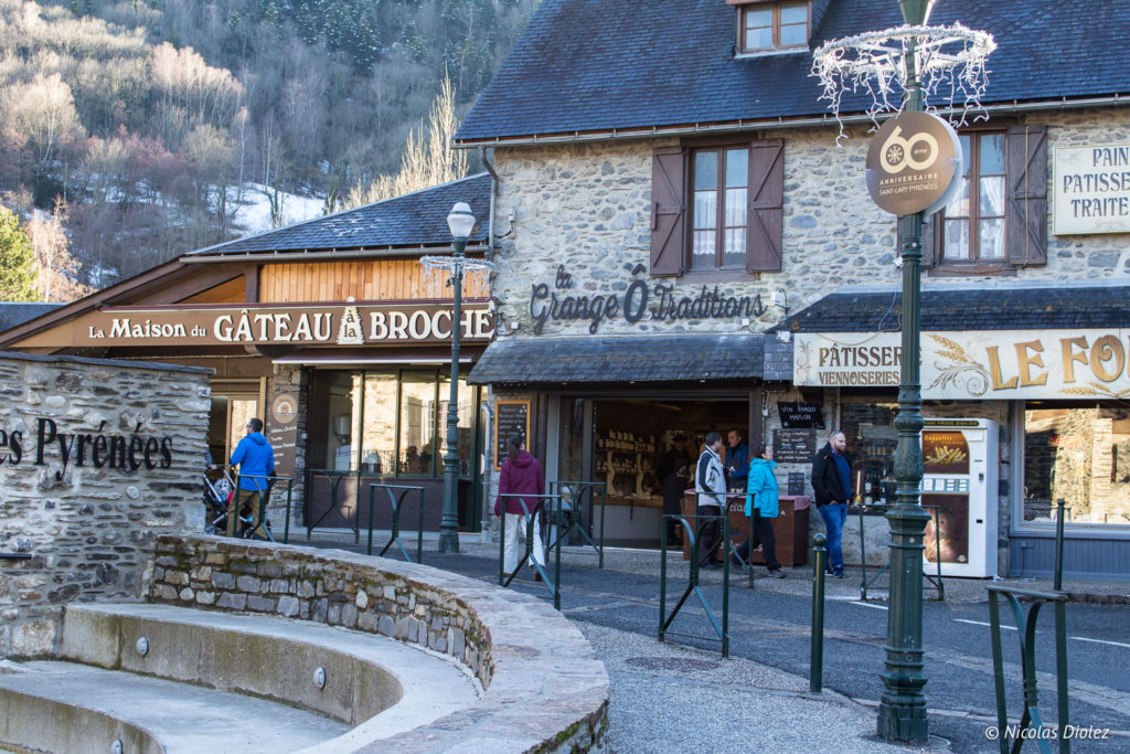 La Grange O traditions Saint-Lary Pyrénées