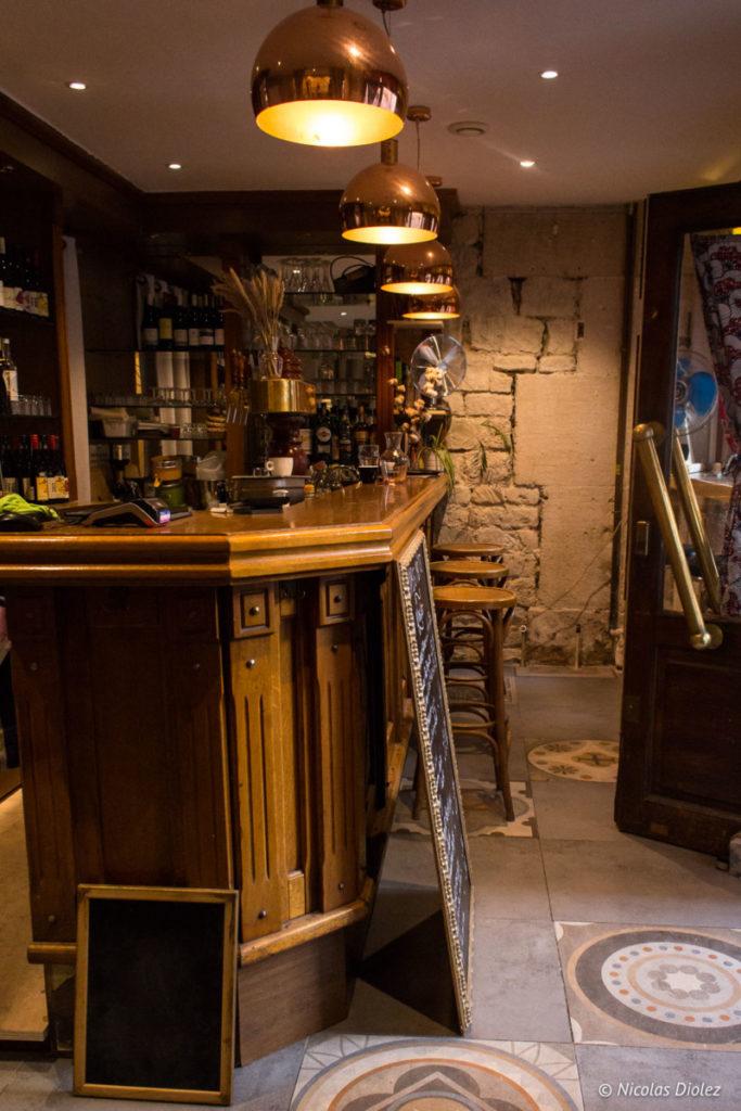 Restaurant Table Metis Paris