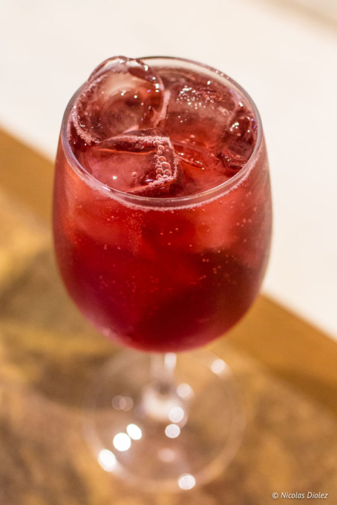 cocktail Restaurant Table Metis Paris