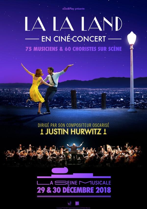 La La Land ciné concert
