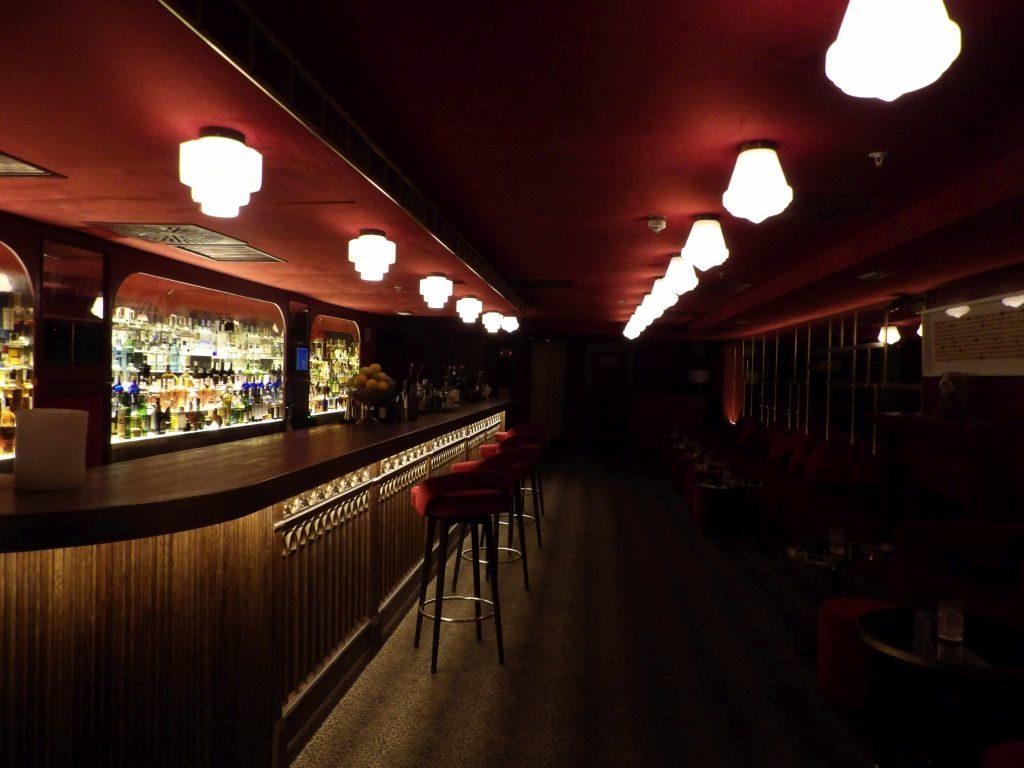 bar NH Collection Suecia Madrid