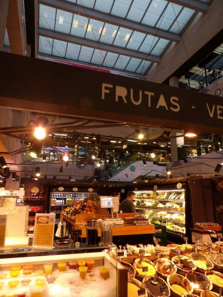 Mercado de San Anton Madrid - DR Melle Bon Plan 2018