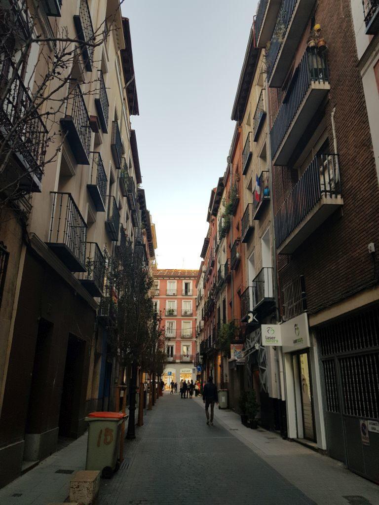 quartier Chueca Madrid - DR Melle Bon Plan 2018