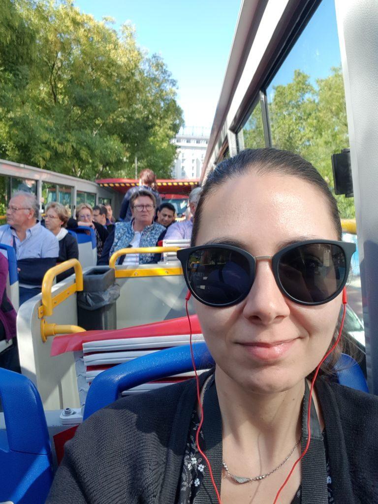 Bus Madrid City Tour - DR Melle Bon Plan 2018