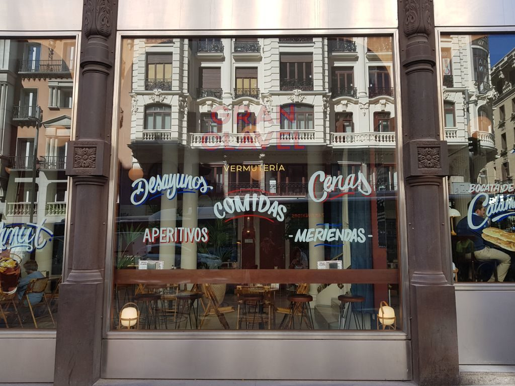 Gran Clavel Vermuteria Madrid - DR Melle Bon Plan 2018
