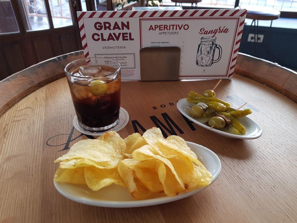 Gran Clavel Vermuteria Madrid