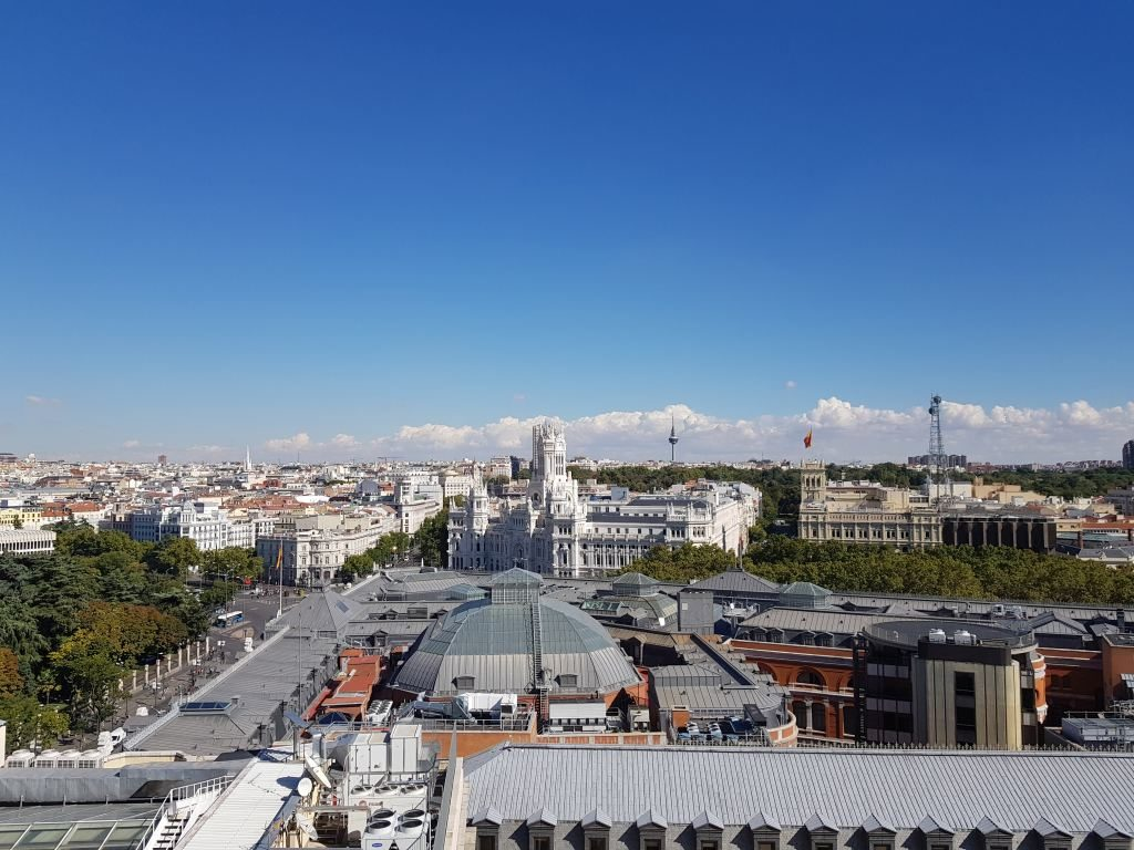 Circulo Bellas Artes Madrid - DR Melle Bon Plan 2018