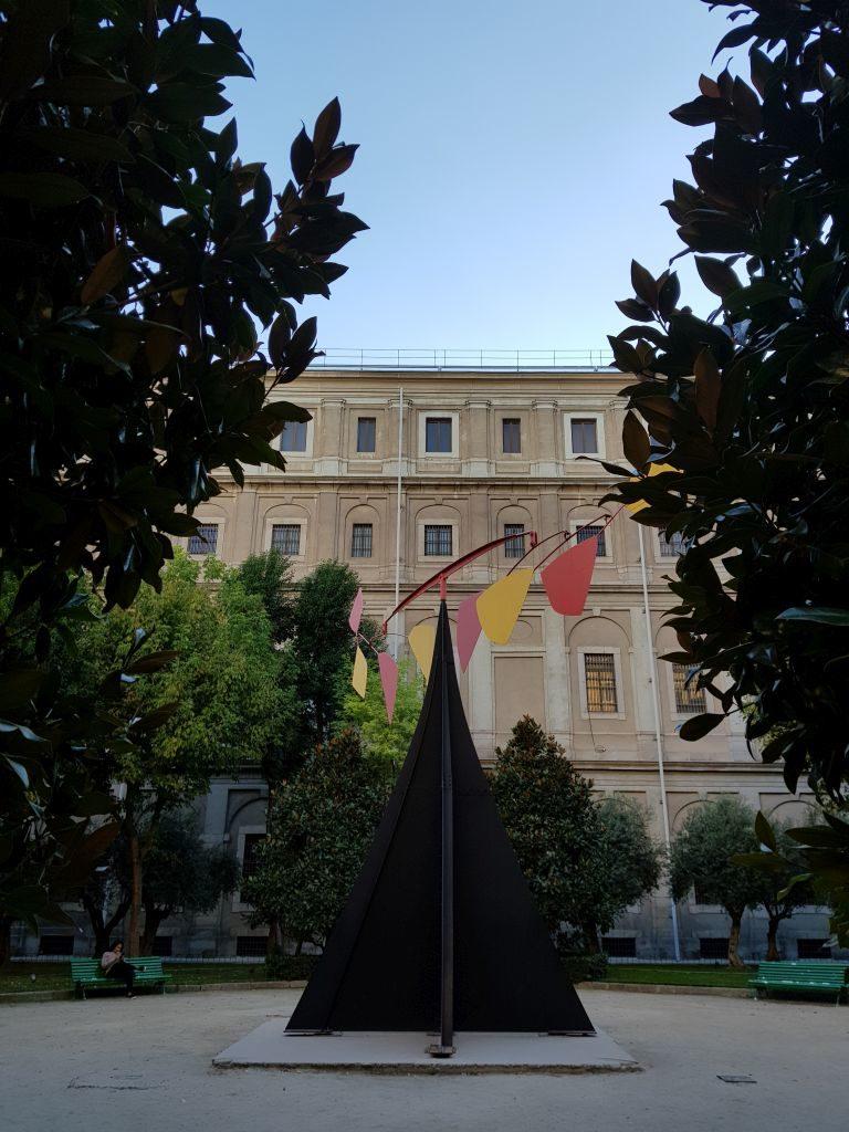 musée Reina Sofia Madrid - DR Melle Bon Plan 2018