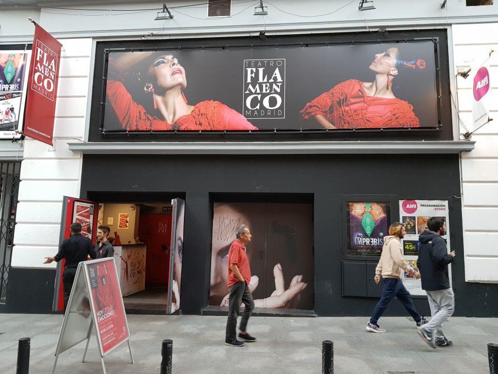 Teatro Flamenco Madrid - DR Melle Bon Plan 2018