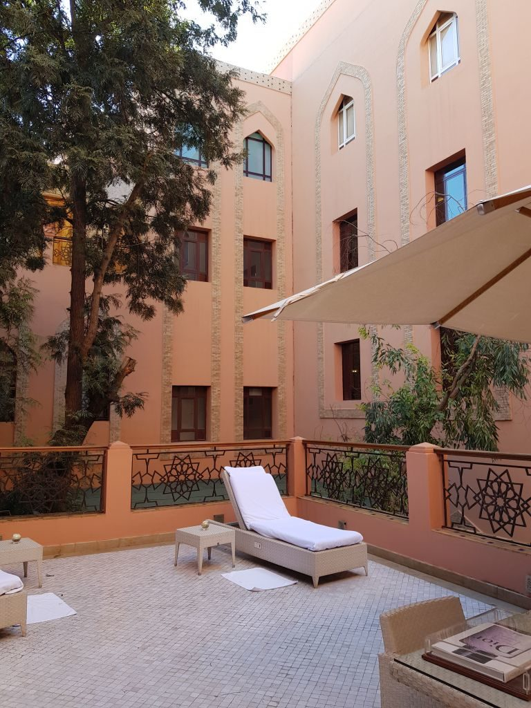 Spa Palace Es Saadi Marrakech Resort - DR Melle Bon Plan 2018
