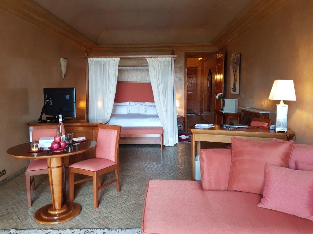 chambre Palace Es Saadi Marrakech Resort - DR Melle Bon Plan 2018