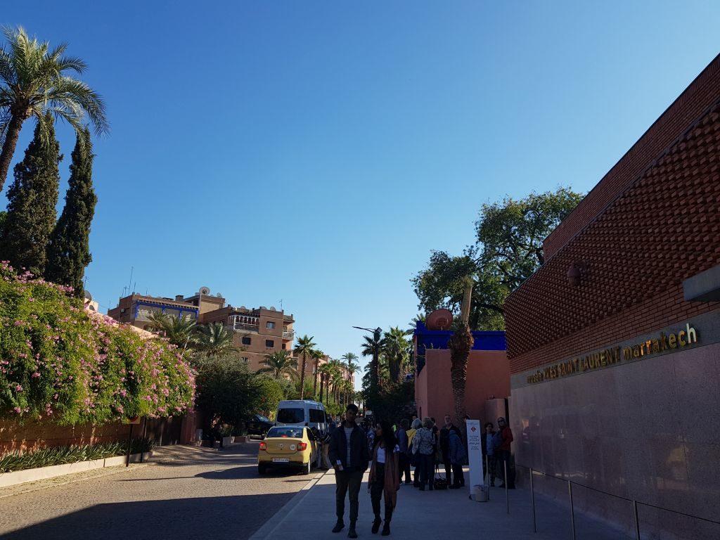 Musée Yves Saint Laurent Marrakech - DR Melle Bon Plan 2018