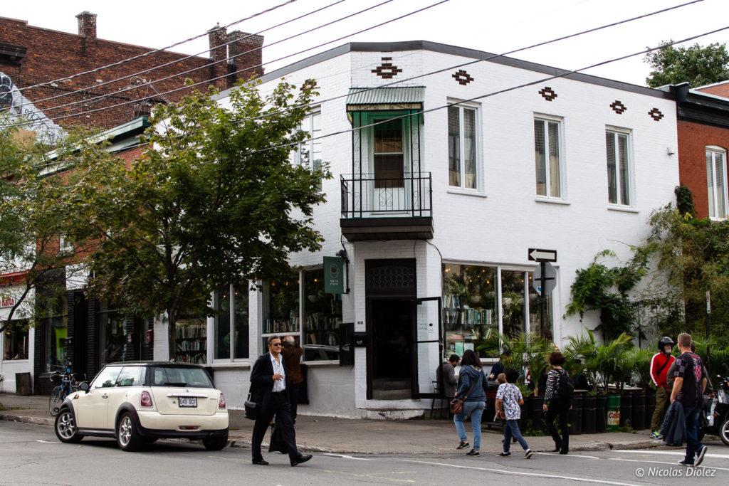 Arts Café Montréal - DR Nicolas Diolez 2018