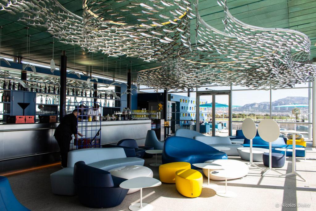 Bar du Nhow Marseille - DR Nicolas Diolez 2018