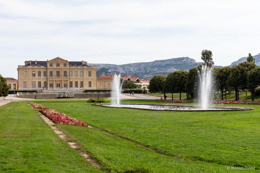 Par Borély Marseille
