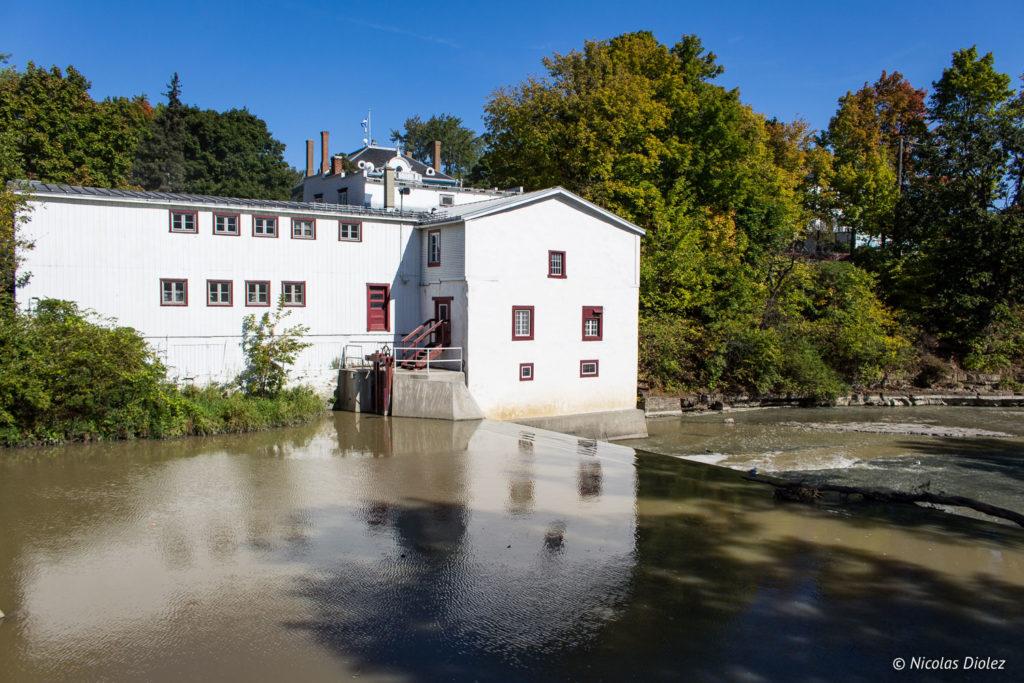 Moulin Légaré Saint-Eustache Laurentides Québec- DR Nicolas Diolez 2018