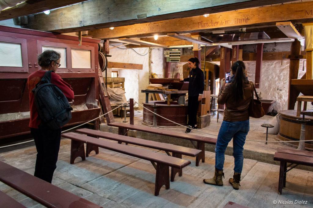 Moulin Légaré Saint-Eustache Laurentides Québec