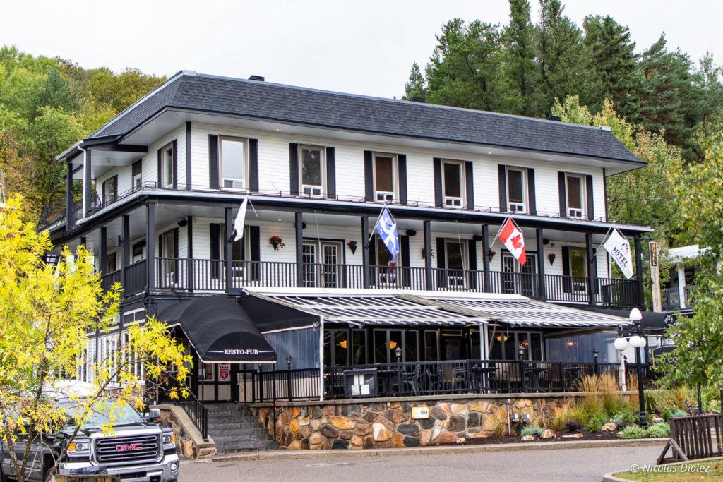 Hôtel Mont-Tremblant Laurentides Québec