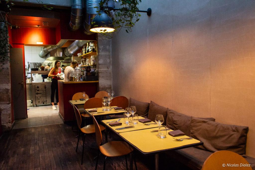 Restaurant Monjul Paris - DR Nicolas Diolez 2018