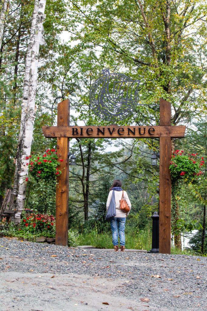 Scandinave Spa Mont-Tremblant Laurentides Québec