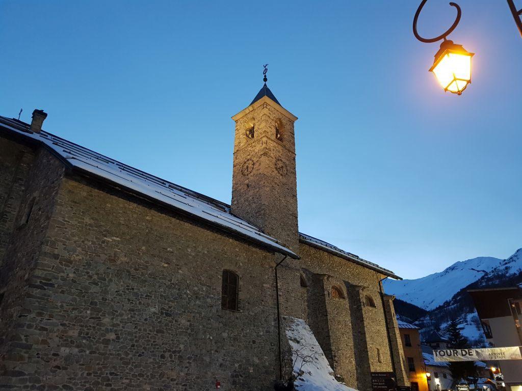 église baroque Valloire - DR Melle Bon Plan 2019