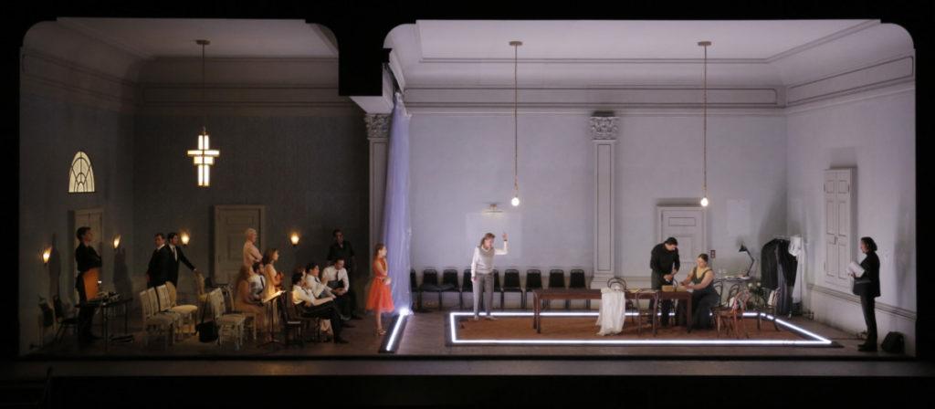ARIADNE AUF NAXOS (ARIANE A NAXOS) de Richard Strauss,