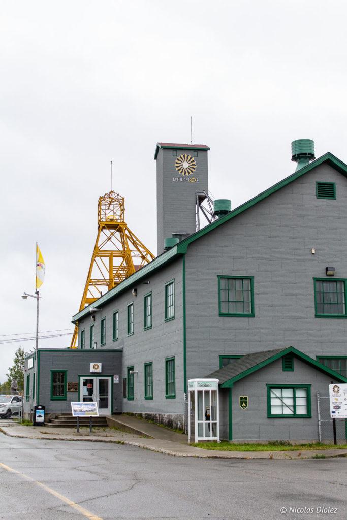 Cité de l'Or Abitibi Témiscamingue Québec