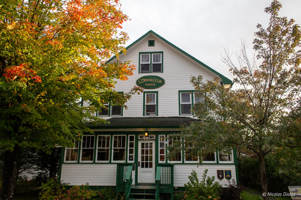 Auberge de l'Orpailleur Val d'Or Abitibi Témiscamingue Québec