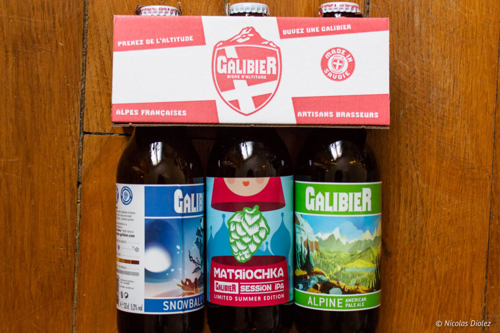 Bières Galibier Valloire - DR Nicolas Diolez 2019