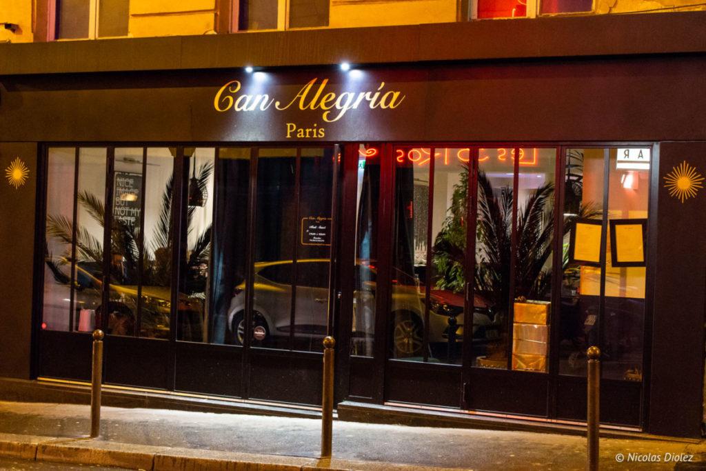Can Alegria Paris - DR Nicolas Diolez 2019