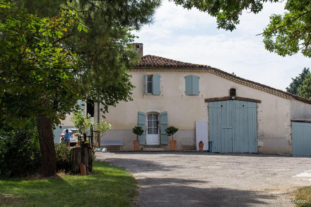 Domaine Grand Comté Gers - DR Nicolas Diolez 2018