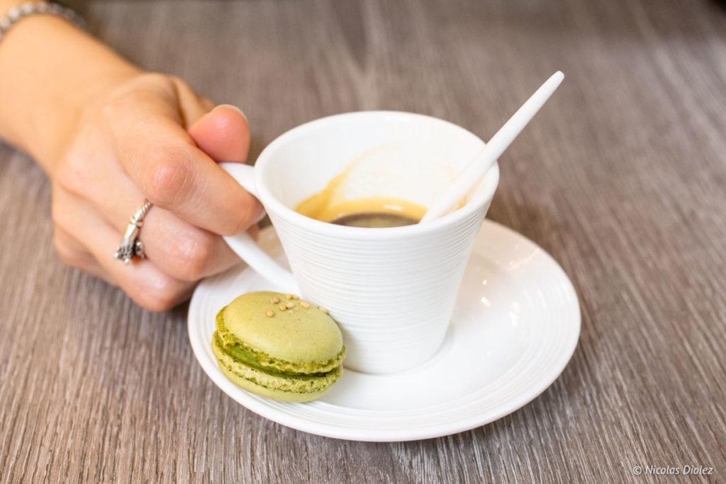 Café restaurant Lumen Paris