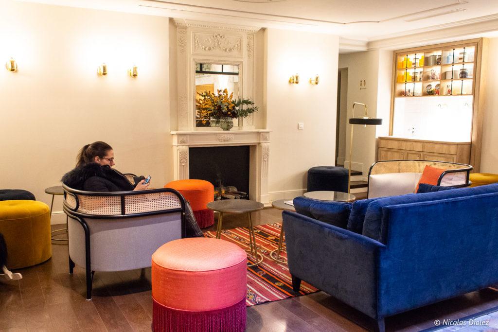 Hôtel Royal Madeleine Paris - DR Nicolas Diolez 2018