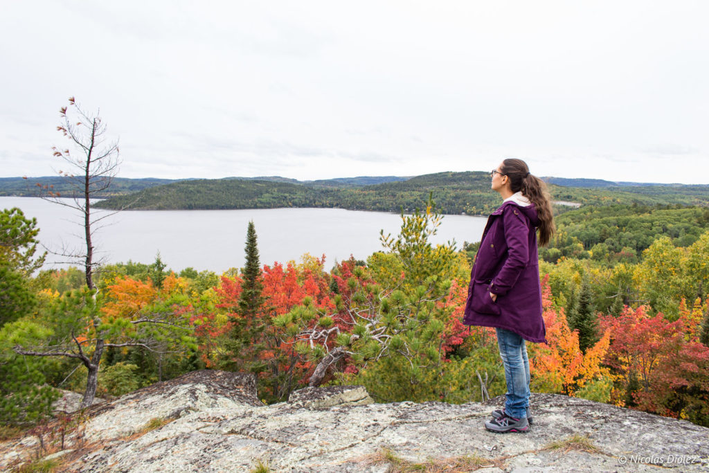 Lac Abitibi Témiscamingue Québec - DR Nicolas Diolez 2018