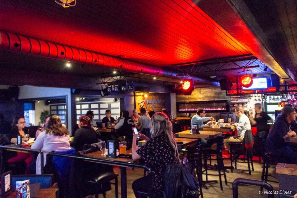 Amalgame Pub Abitibi Témiscamingue Québec