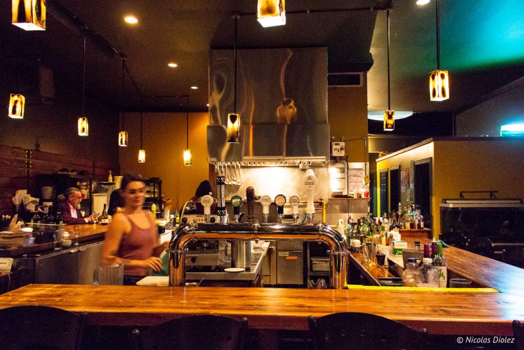 Restaurant Le Cachottier Rouyn-Noranda Abitibi Témiscamingue Québec