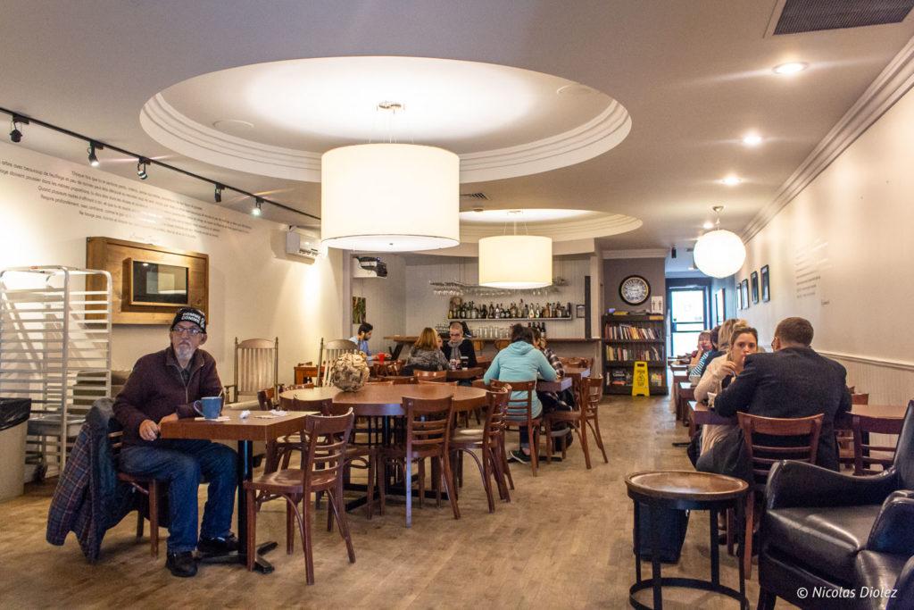 Balthazar Café Val-d'Or Québec