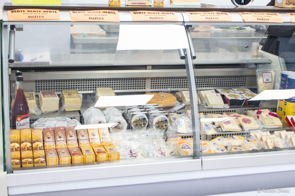 Fromage au Village Abitibi Témiscamingue Québec
