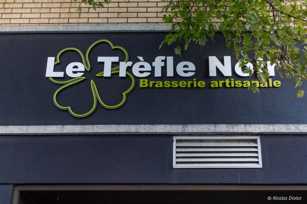 Brasserie Le Trèfle Noir Abitibi Témiscamingue Québec