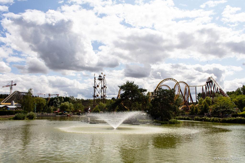 Parc Astérix - DR Nicolas Diolez 2018